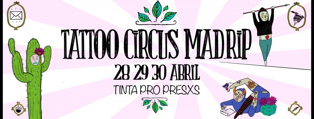 Tattoo Circus Madrid